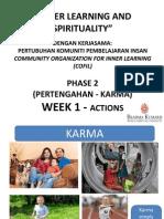 PERTENGAHAN - INNER LEARNING AND SPIRITUAL