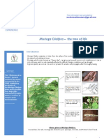 Moringa Oleifera – the tree of life