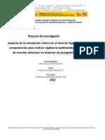 Proyecto de investigación simulación 20 abril