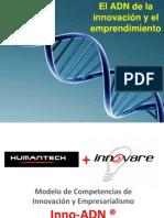 El ADN de La Innovacion y El Emprendimiento