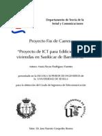 I.C.T. PARA EDIFICIO DE 40 VIVIENDAS EN SANLÚCAR DE BARRAMEDA (CÁDIZ)