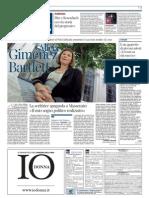 06_25 Liviano D'Arcangelo_Corriere Della Sera Ed. Roma