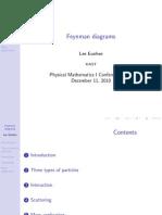 feynman diagram pdf spin physics electron rh scribd com feynman diagrams for beginners pdf