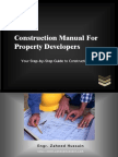Construction Manual For Property Developers