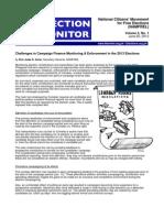 NAMFREL Election Monitor Vol.3 No.1 06252013