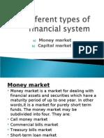 Types of Financial System_Vaibhav