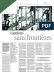 Camions sans frontières (Trucks without borders)