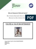 Basic Valves