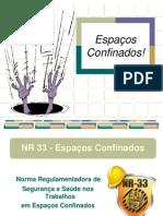 Apresentação NR33