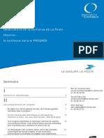 Observatoire de la confiance de La Poste - juin 2013