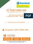 Phuong Phap Nghe T636 New TOEIC _ TuanToeic.com_TUANTOLOGY 2012