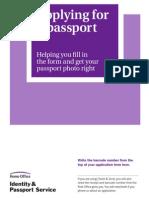 British Passport Info