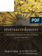 Seven Sacred Pauses (excerpt)