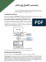 Manual Telnet