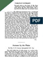 TasNat 1928 Vol2 No4 Pp10-15 Linton AutumnPlains