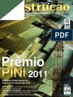 Revista Construção Mercado N 124 (2011-11)
