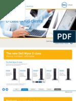 Dell Wyse D Class Cloud Clients