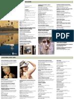 Gobierno de Canarias - Agenda Cultural de Mayo