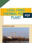 Coal Thermal Power Plant REPORT
