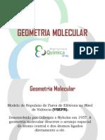 Aula 16 - Geometria Molecular