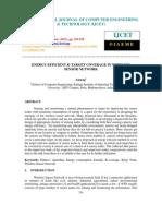 Energy Efficient K-target Coverage in Wireless Sensor Net-2