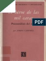 Campbell, Joseph - El Heroe de Las Mil Caras
