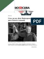 Dardos Para Octavio Armand Entrevista DDC