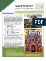 Orthodox Christian Pentecost