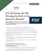 US Economy Report