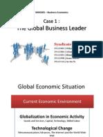 Case01_Global Business Leader