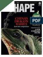 SCA SHAPE Magazine 2 / 2013 - Focus on the future