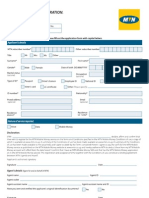 MTN-Subscriber Registration Form