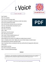 Vanik Voice May 2009