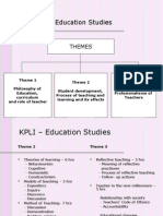 Theory of Learning - Introduction