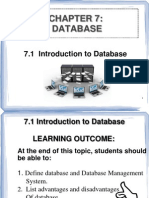 Topic 7 Database