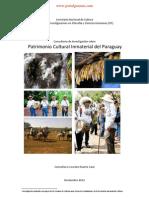 PATRIMONIO CULTURAL INMATERIAL DEL PARAGUAY - SECRETARIA NACIONAL DE CULTURA - NOVIEMBRE 2012 - PORTALGUARANI
