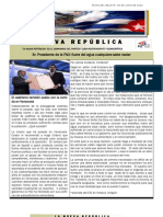 LNR 82 (Revista La Nueva Republica) 25 de Junio de 2013 Cubacid.org