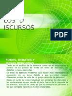 Los Discursos(Presentacion)