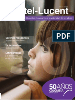 Revista Alcatel-Lucent 50 años