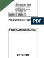 Programação IHM - OMRON.pdf