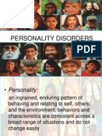 Personality Disorder