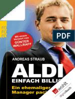 Aldi Billig Andreas Straub