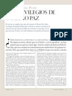 Octavio Paz Arte