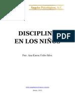 Disciplina en Los Ninos