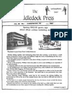 Puddledock Press May 2007