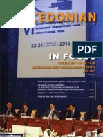 Macedonian Diplomatic Bulletin No. 73
