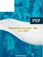 Plano Nacional Saude 2012 2015