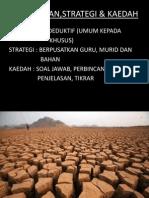 Pedagogi Pendidikan Islam