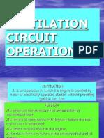 Ventilation Circuit Operation