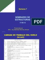 Seminario de Estructuras, Semana 7 (2013-1)Rev. Nsa